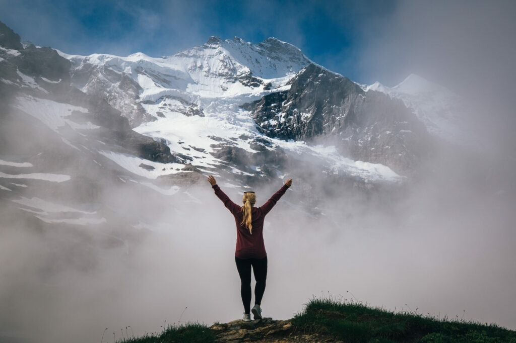 How Switzerland is leading the way for women in the outdoors