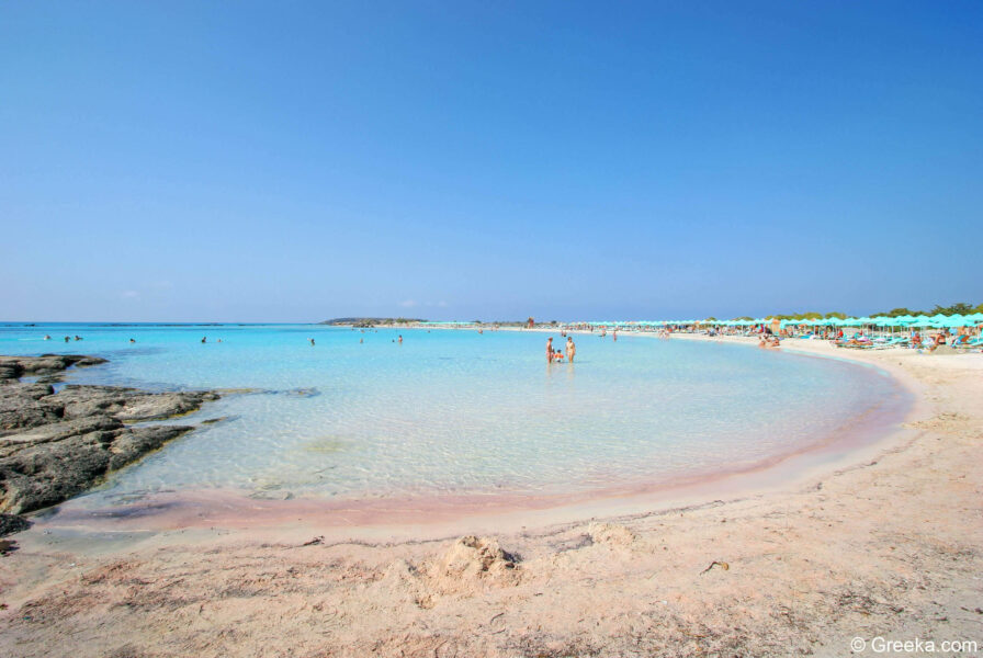 Best beaches and villages on the Greek islands