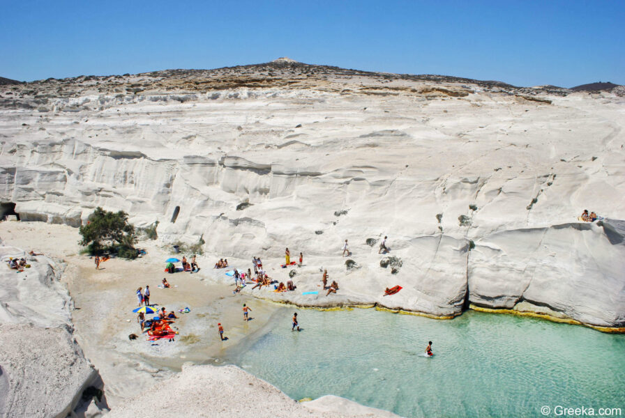 Best beaches and villages on the Greek islands for 2021