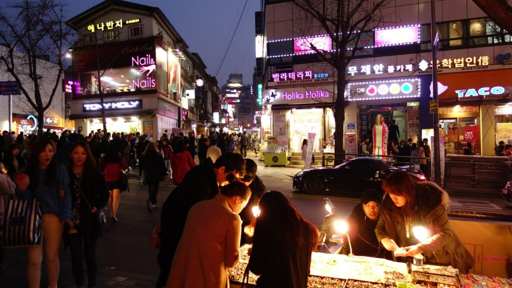 Budget Tips from first timers in Seoul Korea  Explore the neighborhoods of Seoul