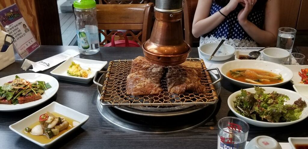 Budget Tips from first timers in Seoul Korea  Korean Food
