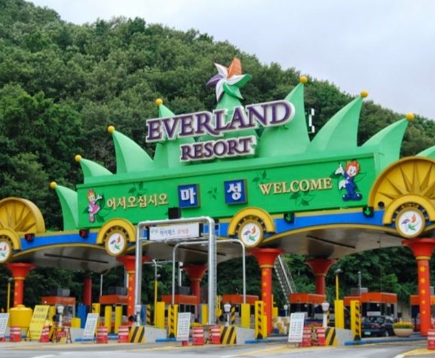 Budget Tips from first timers in Seoul Korea  Everland Resort