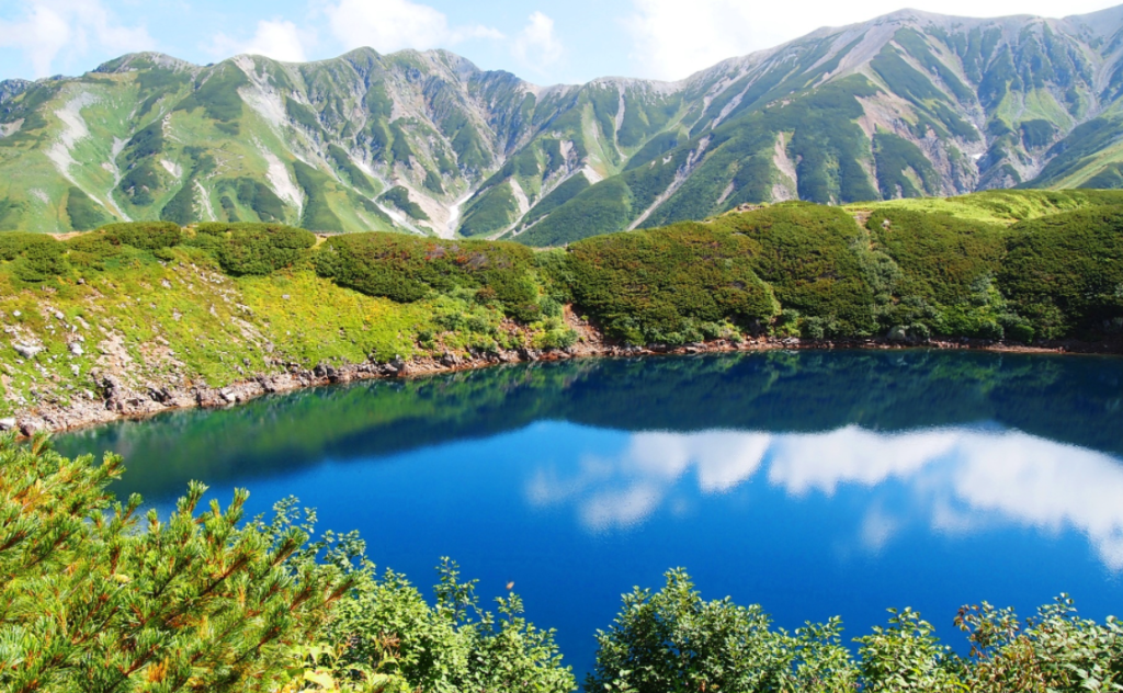 Best The First Trip to Japan Guide Mount Tateyama